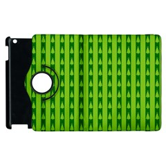 Christmas Tree Background Xmas Apple iPad 3/4 Flip 360 Case