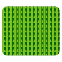 Christmas Tree Background Xmas Double Sided Flano Blanket (Small)