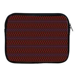 Dna Red Apple Ipad 2/3/4 Zipper Cases