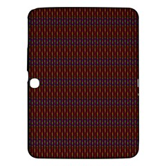 Dna Red Samsung Galaxy Tab 3 (10 1 ) P5200 Hardshell Case
