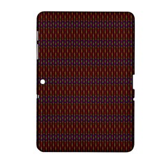 Dna Red Samsung Galaxy Tab 2 (10 1 ) P5100 Hardshell Case
