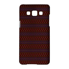 Dna Red Samsung Galaxy A5 Hardshell Case