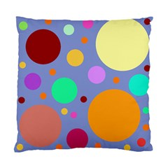 Dotty Standard Cushion Case (one Side)