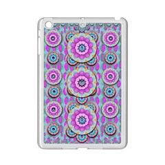 Magic Flowers From  The Paradise Of Lotus Ipad Mini 2 Enamel Coated Cases
