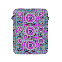 Magic Flowers From  The Paradise Of Lotus Apple Ipad 2/3/4 Protective Soft Cases
