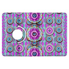 Magic Flowers From  The Paradise Of Lotus Kindle Fire Hdx Flip 360 Case