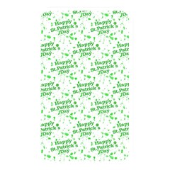 Saint Patrick Motif Pattern Memory Card Reader
