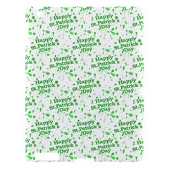 Saint Patrick Motif Pattern Apple iPad 3/4 Hardshell Case