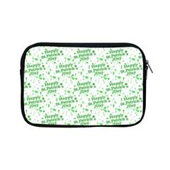 Saint Patrick Motif Pattern Apple iPad Mini Zipper Cases
