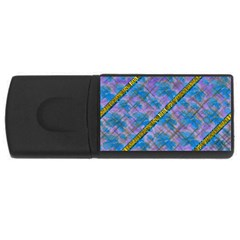 A  Golden Starry Gift I Have Usb Flash Drive Rectangular (4 Gb)