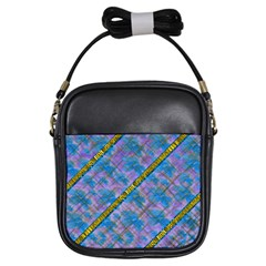 A  Golden Starry Gift I Have Girls Sling Bags