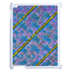 A  Golden Starry Gift I Have Apple Ipad 2 Case (white)