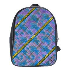 A  Golden Starry Gift I Have School Bags (xl)