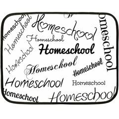 Homeschool Fleece Blanket (mini)