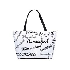 Homeschool Shoulder Handbags