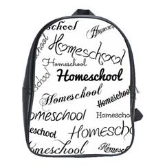 Homeschool School Bags(large)