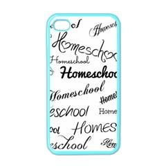 Homeschool Apple Iphone 4 Case (color)