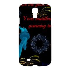 Huddledmasses Samsung Galaxy S4 I9500/i9505 Hardshell Case