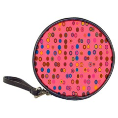 Circles Abstract Circle Colors Classic 20-CD Wallets
