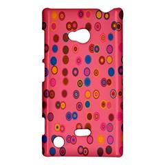 Circles Abstract Circle Colors Nokia Lumia 720