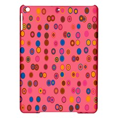 Circles Abstract Circle Colors Ipad Air Hardshell Cases