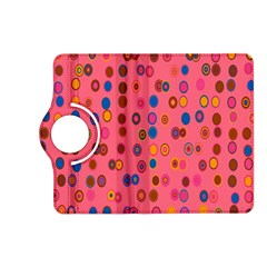 Circles Abstract Circle Colors Kindle Fire HD (2013) Flip 360 Case