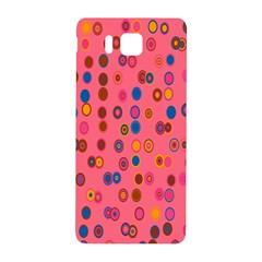 Circles Abstract Circle Colors Samsung Galaxy Alpha Hardshell Back Case