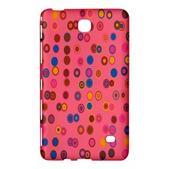 Circles Abstract Circle Colors Samsung Galaxy Tab 4 (8 ) Hardshell Case