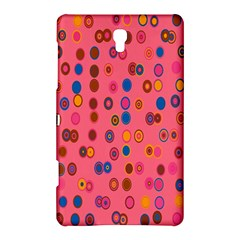 Circles Abstract Circle Colors Samsung Galaxy Tab S (8 4 ) Hardshell Case
