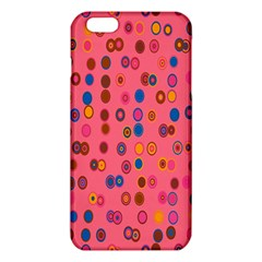 Circles Abstract Circle Colors iPhone 6 Plus/6S Plus TPU Case