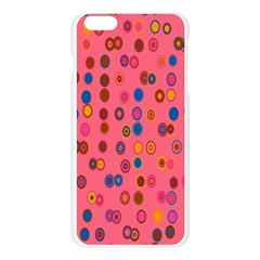 Circles Abstract Circle Colors Apple Seamless iPhone 6 Plus/6S Plus Case (Transparent)