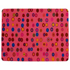 Circles Abstract Circle Colors Jigsaw Puzzle Photo Stand (Rectangular)