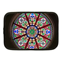 Church Window Window Rosette Netbook Case (Medium)