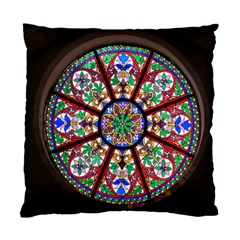 Church Window Window Rosette Standard Cushion Case (One Side)