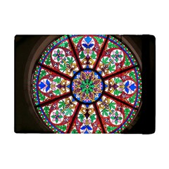 Church Window Window Rosette Apple iPad Mini Flip Case