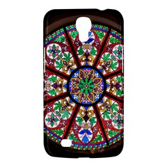 Church Window Window Rosette Samsung Galaxy Mega 6 3  I9200 Hardshell Case