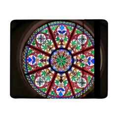 Church Window Window Rosette Samsung Galaxy Tab Pro 8.4  Flip Case