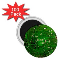 Circuit Board 1.75  Magnets (100 pack)