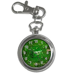 Circuit Board Key Chain Watches
