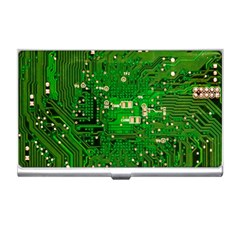 Circuit Board Business Card Holders