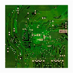 Circuit Board Medium Glasses Cloth