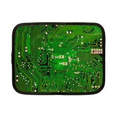 Circuit Board Netbook Case (Small)