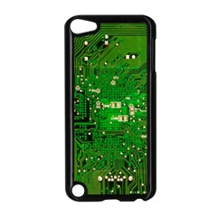 Circuit Board Apple iPod Touch 5 Case (Black)