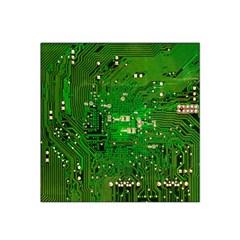 Circuit Board Satin Bandana Scarf