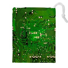 Circuit Board Drawstring Pouches (XXL)