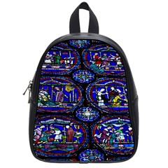 Church Window Canterbury School Bags (small)