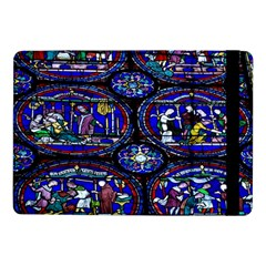 Church Window Canterbury Samsung Galaxy Tab Pro 10.1  Flip Case
