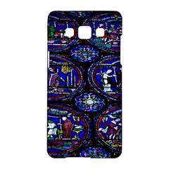 Church Window Canterbury Samsung Galaxy A5 Hardshell Case