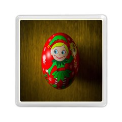 Christmas Wreath Ball Decoration Memory Card Reader (Square)