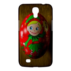 Christmas Wreath Ball Decoration Samsung Galaxy Mega 6.3  I9200 Hardshell Case